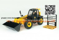 JCB 550-80 Loadall - Big Farm Big Farm from Britains - 1:16 scale (Britains 42873)
