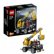 Camion con Gru di LEGO Technic 42031