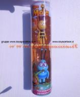 Confezione tubo con 2 personaggi Ape Maia di Giochi Preziosi - Willy e Barry cod . 470633