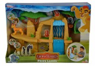 Il Re Leone - The Lion Guard Pride Land Playset di Simba 109318728