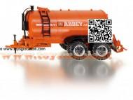 Siku 2270AB BOTTE Abbey Vakuum-Tanker limited edition 1/32 2270