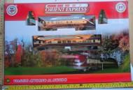 Teorema Treno a pila Treno Orient Express