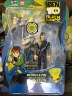 Giochi Preziosi Ben 10 Alien Forse  ass.3 new. Kevin Levin