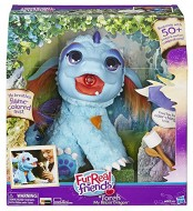 Fur Real Friends - Torch Drago interattivo di Hasbro B51421030