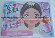 VERY BELLA MAKE-UP ARTIST BOOK MODELLO SPOSA COD 15077