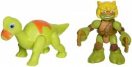 Teenage Mutant Ninja Turtles, Half Shell Heroes Dino Michelangelo and Brachiosaurus TUH00000