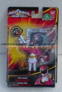 POWER RANGER MEGAFORCE PERSONAGGI 10 CM  PINK RANGER, ROSA  NCR 35100