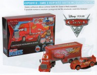 CARS  Cars 2 - Lichting & Mack OFFERTA SAETTA MC QUEEN E MACK COD 25912