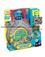 Fisher Price X3123 - Avventure Sulla Ferrovia Con Thomas Y2890