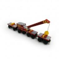 !!!!! Trenino ROCKY  !!!! Trenino Thomas Giocattoli novità Thomas & Friends personaggio ROCKY in Legno cod LC 99036 giocattoli , toys , BRINQUEDOS ,JUGUETES , JOUETS