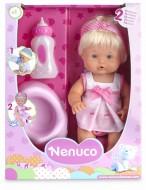 Nenuco Bevi e Bagna Bambola, Femminuccia, 30 Cm di Famosa 700012665