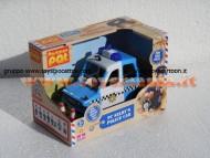 Dalla serie il postino Pat la macchina della polizia , Selby's police car 03543