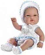 Arias Doll Elegance - Bambola/Bebè azzurro con elementi Swarowski 33 cm RDF90102/3