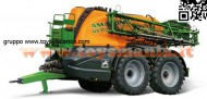 SIKU 2276 SCALA: 1/32 TIPO: BOTTE SPRAYER AMAZONE UX11200