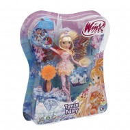 Winx Tynix Fairy - Bambola Stella di Giochi Preziosi
