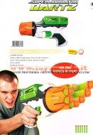 !!! DARTZ !!!! Superliquidator Dartz SLDartz 6X Turbo Power PESTOLA SPARA DARTZ TIPO NERF GIG08613