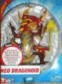 Giochi Preziosi Bakugan personaggio DLX serie 2 modello NEO DRAGONOID cod gpz 11811,
