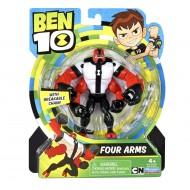 Personaggi Base Ben 10 - Quattro Braccia di Giochi Preziosi BEN00000