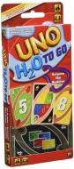 Carte da Gioco UNO H2O plastificate impermeabili con moschettone P1703