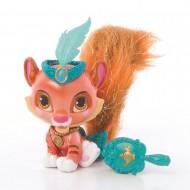 Disney Princess Palace animali Tail Furry Friends Jasmine Doll Sultan GPZ 76067