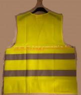Gilet Alta Visibilita' REFLEX giallo