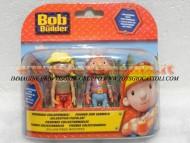 !!Bob Aggiustatutto!! Blister contenente 2 personaggi : Brad e Spud !! Ogni personaggio e' articolato e misura circa 6,5 cm , cod. 470629