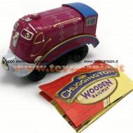 Chuggington: SPEEDY MC ALLISTER WOOD LC56023
