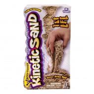 Kinetic Sand 6024543 - Confezione Sabbia Colorata marrone come quella che si trova al marego ecc... , la