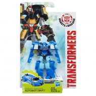 Transformers: Robots in Disguise  Blizzard Strike Autobot Drift B7047-B0065
