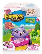Hamsters in a House Hamstercon accessorio macchina -  Peanut