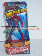 SPIDERMAN HASBRO - GIOCATTOLO SPIDER-MAN CON MOVIMENTO !