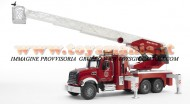 Bruder camion dei pompieri MACK Granite autopompa Pompieri [ cod 02821 ]