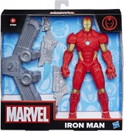 Marvel Avengers Iron Man Action Figure 23 cm con Accessori di Hasbro E7360