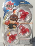 Serie Bakugan Evolution Pack assortimento DAN  cod gpz 11917