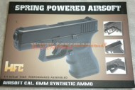 PISTOLE SOFT AIR MODELLO SPRING POWERED AIRSOFT HFC COD HA 117