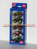 Siku set trattori in metallo 5 pezzi Siku  cod 6284