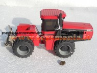 ERTL Case IH 9150 4WD w/FLOTATIN TIRES SCALA 1/32 IN METALLO Collector Edition ( NO SCATOLA)