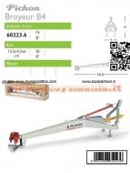 ROS-AGRITEK ARTICOLO:ROS-AGRITEK 60233.6 SCALA: 1/32 TIPO: AGITATORE PICHON B4