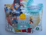 DRAGON BALL Z COLLECTION PERSONAGGIO GOTEN SUPER SAIYAN E PERSONAGGIO VEGITO