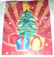 DUE ESSE CHRITSMAS  albero di natale con i regali   GONFIABILE120 CM  NUOVO MODELLO CON LUCE COD A5