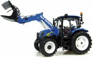 New Holland T6020 UNIVERSAL HOBBIES Codice 2943 - Scala 1:32