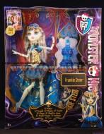 Festa da Paura 13 Desideri - Frankie Stein Monster High MATTEL