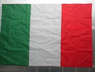 Bandiera  Italiana ,BANDIERA DELL,ITALIA MISURA MEDIA 50X90CM