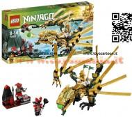 LEGO 70503 NINJAGO® Il Dragone d'oro  Ninjago - The Golden Dragon - 70503