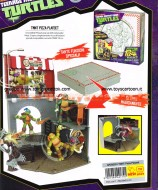 TURTLES PIZZA TARTARUGHE NINJA PIZZA PLAYSET , ORIGINALE GIOCHI PREZIOSI COD GPZ 95031