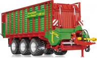 WIKING 7733 SCALA 1/32 STRAUTMANN TERRA-VITESSE loader vagon 5201
