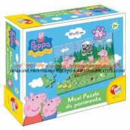 PEPPA PIG Maxi Puzzle da pavimento Peppa Pig LISCIANI 40674