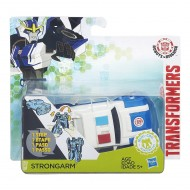 Transformers: Robots in Disguise 1-Step Changers Strongarm B6806-B0068 Hasbro