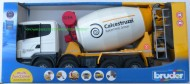 Edizione speciale realizzata a mano da obbisti appasionati bruder Scania betomiera colorata calcestruzzi cod 03554
