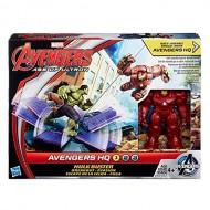 Marvel Playset Quartier Generale Avengers Hulk Buster B1402
